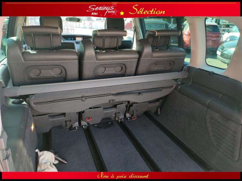 Photo 3 de l'offre de RENAULT ESPACE IV Initiale Paris DCI 175 Cuir+TO à 8980€ chez Garage Serieys Auto
