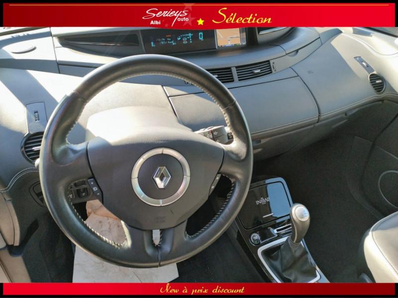 Photo 30 de l'offre de RENAULT ESPACE IV Initiale Paris DCI 175 Cuir+TO à 8980€ chez Garage Serieys Auto