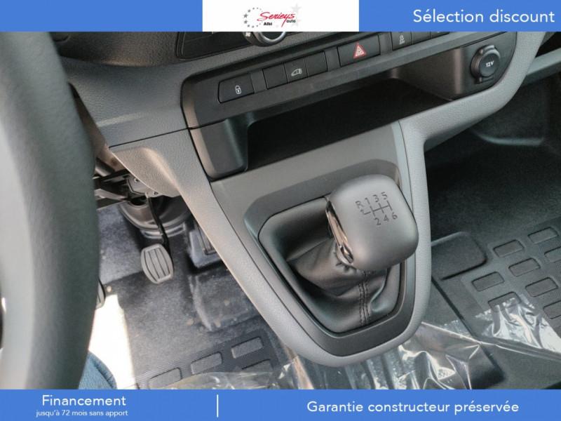 Photo 10 de l'offre de PEUGEOT EXPERT PRO 1.5 BLUEHDI 120 STD 3 PL à 25980€ chez Garage Serieys Auto
