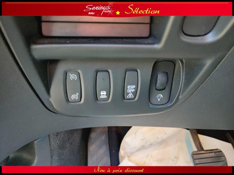 Photo 20 de l'offre de RENAULT ESPACE IV Initiale Paris DCI 175 Cuir+TO à 8980€ chez Garage Serieys Auto