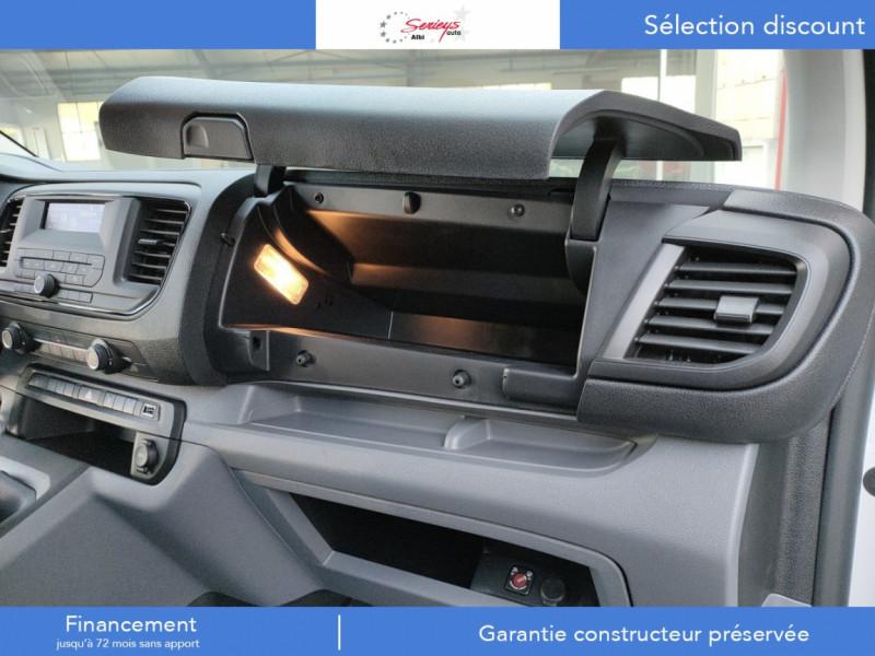Photo 12 de l'offre de PEUGEOT EXPERT PRO 1.5 BLUEHDI 120 STD 3 PL à 25980€ chez Garage Serieys Auto