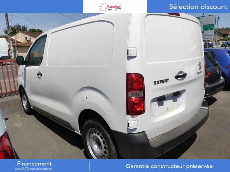 Photo 4 de l'offre de PEUGEOT EXPERT PRO 1.5 BLUEHDI 120 STD 3 PL à 25980€ chez Garage Serieys Auto