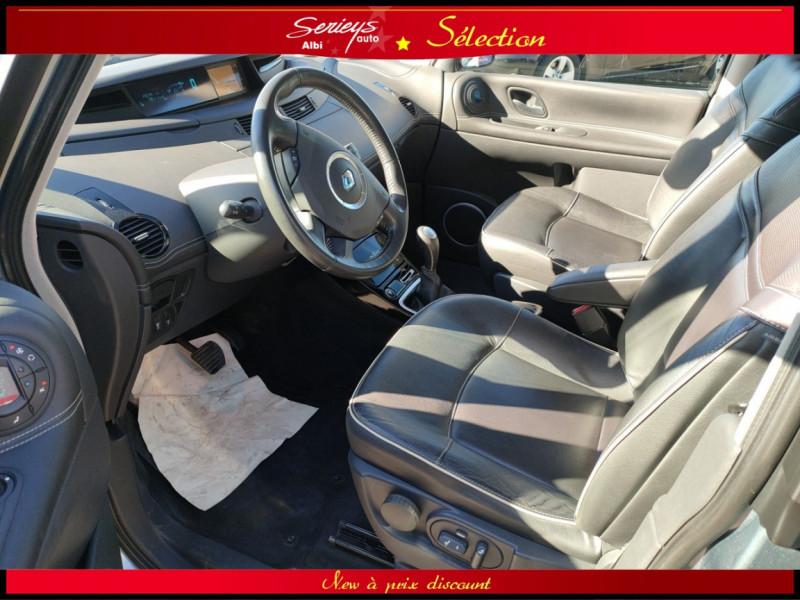 Photo 19 de l'offre de RENAULT ESPACE IV Initiale Paris DCI 175 Cuir+TO à 8980€ chez Garage Serieys Auto