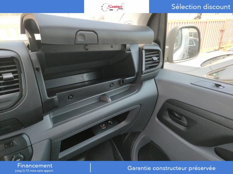 Photo 9 de l'offre de PEUGEOT EXPERT PRO 1.5 BLUEHDI 120 STD 3 PL à 25980€ chez Garage Serieys Auto