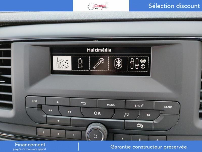 Photo 13 de l'offre de PEUGEOT EXPERT PRO 1.5 BLUEHDI 120 STD 3 PL à 25980€ chez Garage Serieys Auto