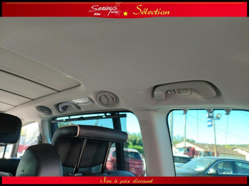 Photo 11 de l'offre de RENAULT ESPACE IV Initiale Paris DCI 175 Cuir+TO à 8980€ chez Garage Serieys Auto