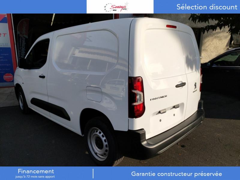 Photo 14 de l'offre de PEUGEOT PARTNER PRO BLUEHDI 100 STD 650 KG 3 PL à 20180€ chez Garage Serieys Auto
