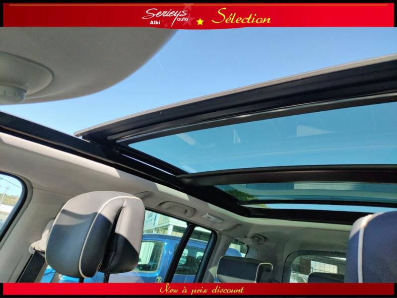 Photo 22 de l'offre de RENAULT ESPACE IV Initiale Paris DCI 175 Cuir+TO à 8980€ chez Garage Serieys Auto