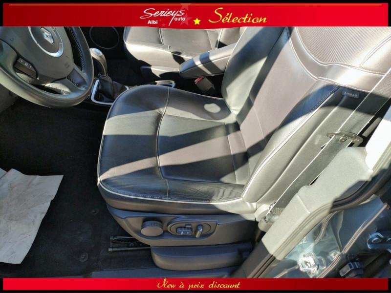 Photo 16 de l'offre de RENAULT ESPACE IV Initiale Paris DCI 175 Cuir+TO à 8980€ chez Garage Serieys Auto