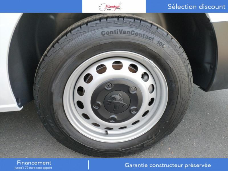 Photo 11 de l'offre de PEUGEOT EXPERT PRO 1.5 BLUEHDI 120 STD 3 PL à 25980€ chez Garage Serieys Auto