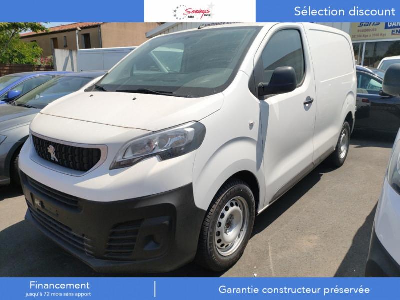 Peugeot EXPERT PRO 1.5 BLUEHDI 120 STD 3 PL Diesel BLANC Neuf à vendre