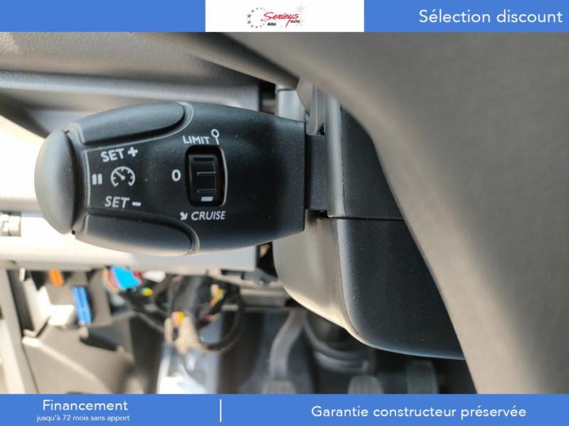 Photo 6 de l'offre de PEUGEOT EXPERT PRO 1.5 BLUEHDI 120 STD 3 PL à 25980€ chez Garage Serieys Auto