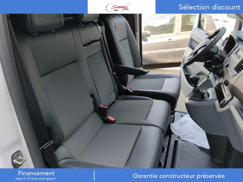 Photo 2 de l'offre de PEUGEOT EXPERT PRO 1.5 BLUEHDI 120 STD 3 PL à 25980€ chez Garage Serieys Auto