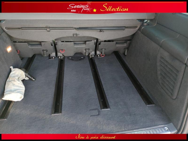 Photo 6 de l'offre de RENAULT ESPACE IV Initiale Paris DCI 175 Cuir+TO à 8980€ chez Garage Serieys Auto