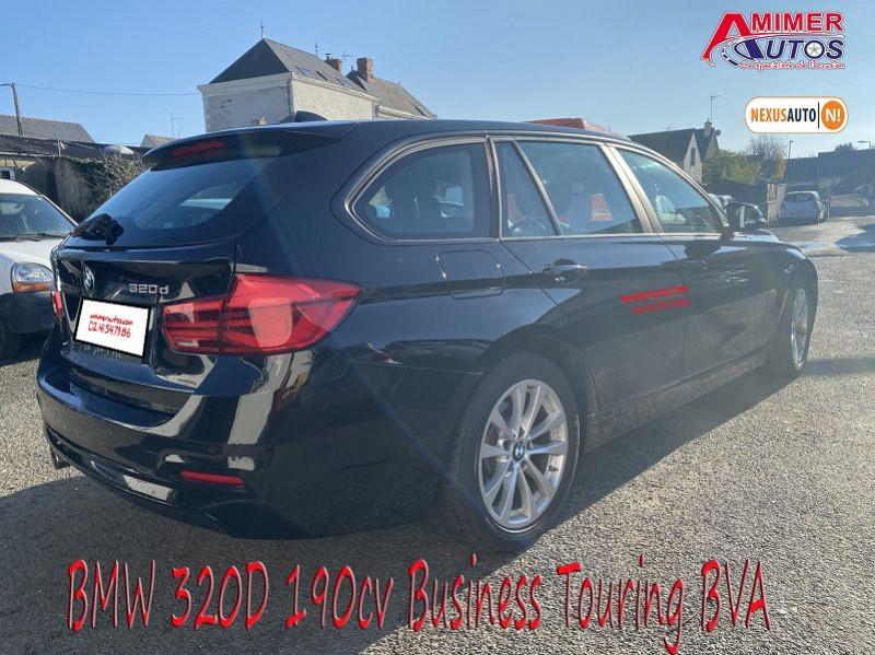 Photo 3 de l'offre de BMW SERIE 3 TOURING (F31) 320DA 190CH BUSINESS à 18900€ chez Amimer autos
