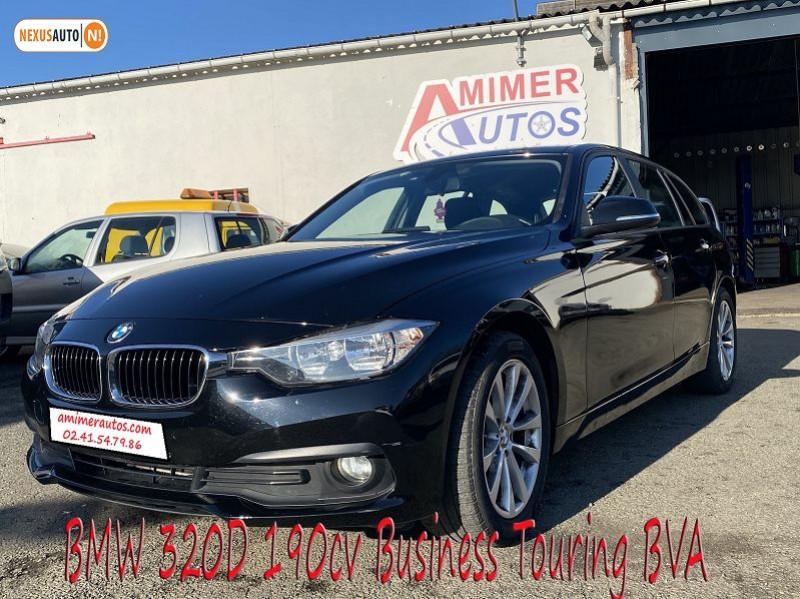 Photo 2 de l'offre de BMW SERIE 3 TOURING (F31) 320DA 190CH BUSINESS à 18900€ chez Amimer autos