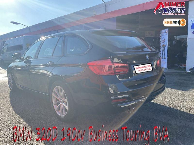 Photo 4 de l'offre de BMW SERIE 3 TOURING (F31) 320DA 190CH BUSINESS à 18900€ chez Amimer autos