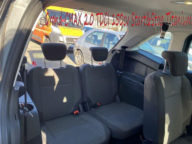 Photo 6 de l'offre de FORD GRAND C-MAX 2.0 TDCI 150CH STOP&START TITANIUM 7 PLACES à 14490€ chez Amimer autos