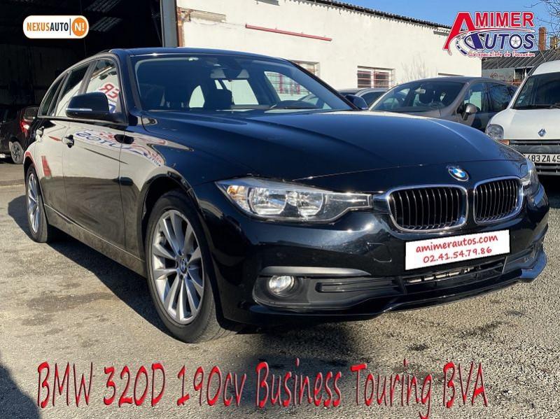 Photo 1 de l'offre de BMW SERIE 3 TOURING (F31) 320DA 190CH BUSINESS à 18400€ chez Amimer autos