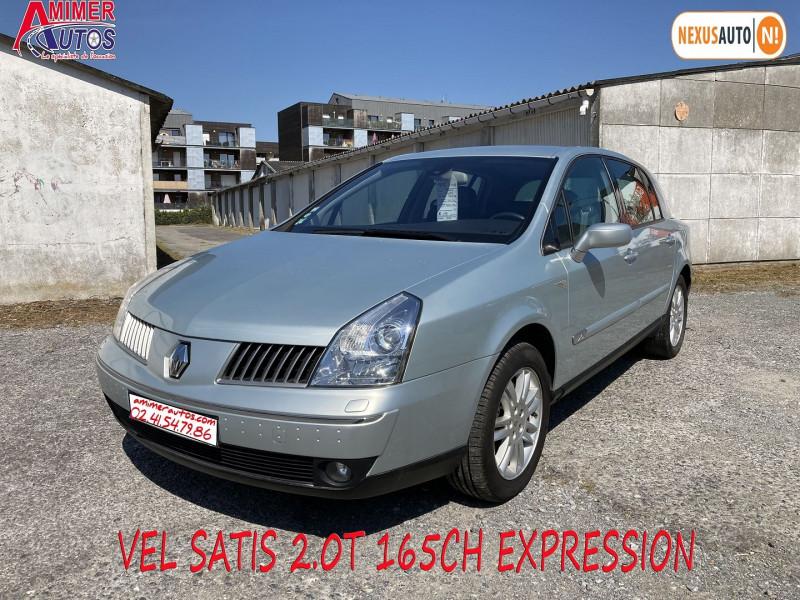 Photo 2 de l'offre de RENAULT VEL SATIS 2.0T 165CH EXPRESSION à 4990€ chez Amimer autos