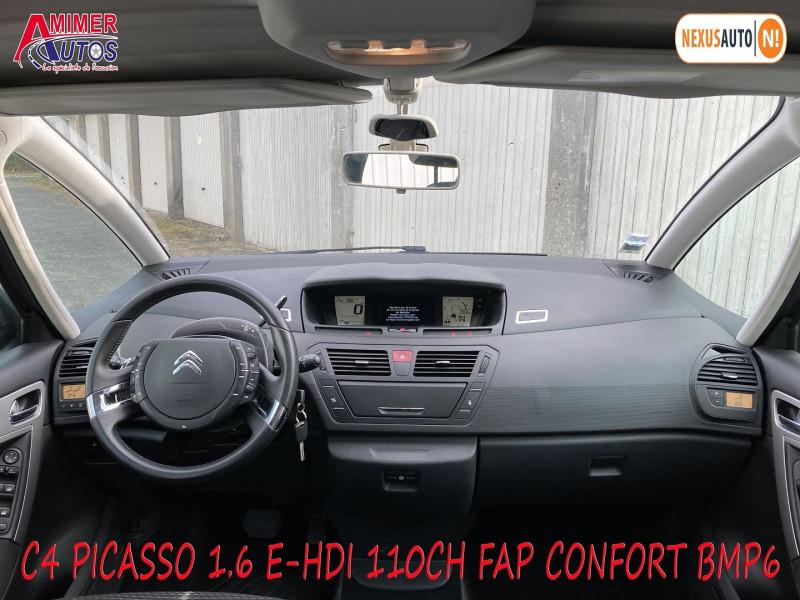 Photo 5 de l'offre de CITROEN C4 PICASSO 1.6 E-HDI 110CH FAP CONFORT BMP6 à 6490€ chez Amimer autos