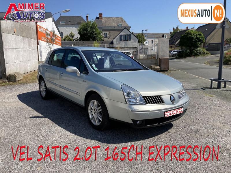 Photo 1 de l'offre de RENAULT VEL SATIS 2.0T 165CH EXPRESSION à 4990€ chez Amimer autos