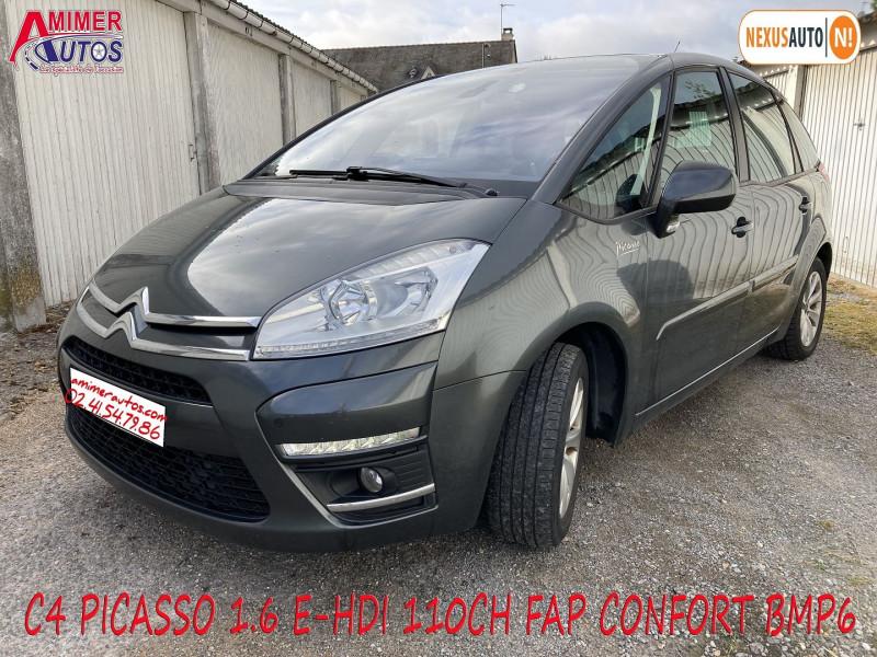 Photo 2 de l'offre de CITROEN C4 PICASSO 1.6 E-HDI 110CH FAP CONFORT BMP6 à 6490€ chez Amimer autos