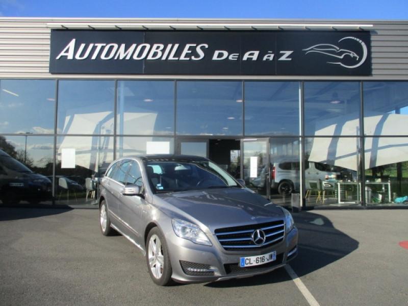 Mercedes-Benz CLASSE R 300 CDI BE PACK SPORT Diesel GRIS C Occasion à vendre