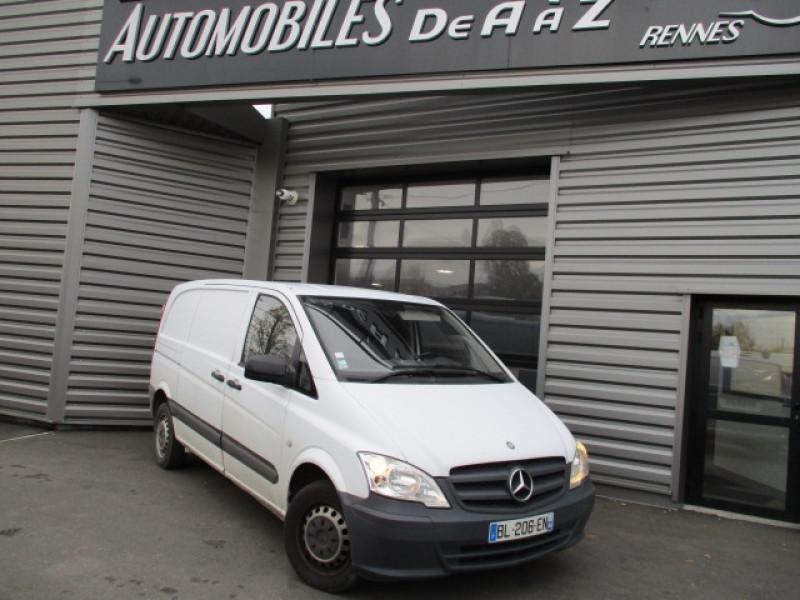 Mercedes-Benz VITO FG 110 CDI COMPACT 2T8 Diesel BLANC Occasion à vendre