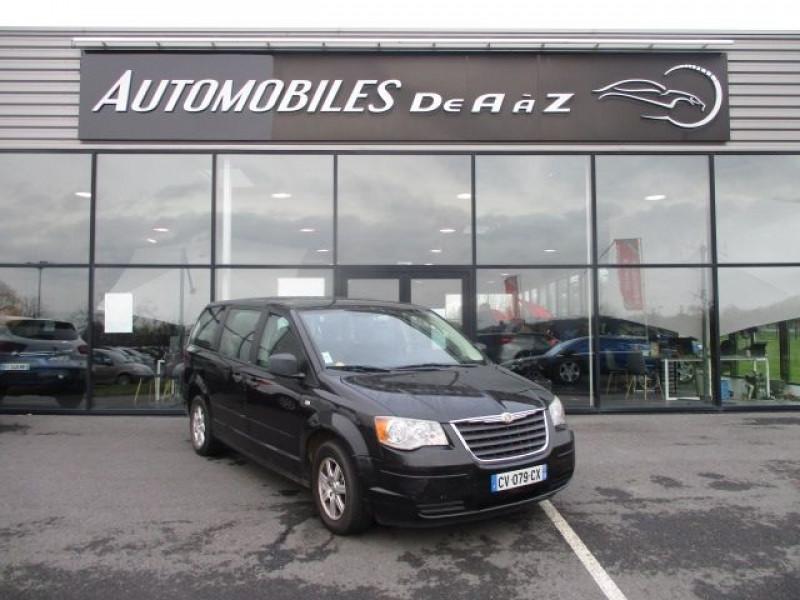 Chrysler GRAND VOYAGER 2.8 CRD LX BA Diesel NOIR Occasion à vendre