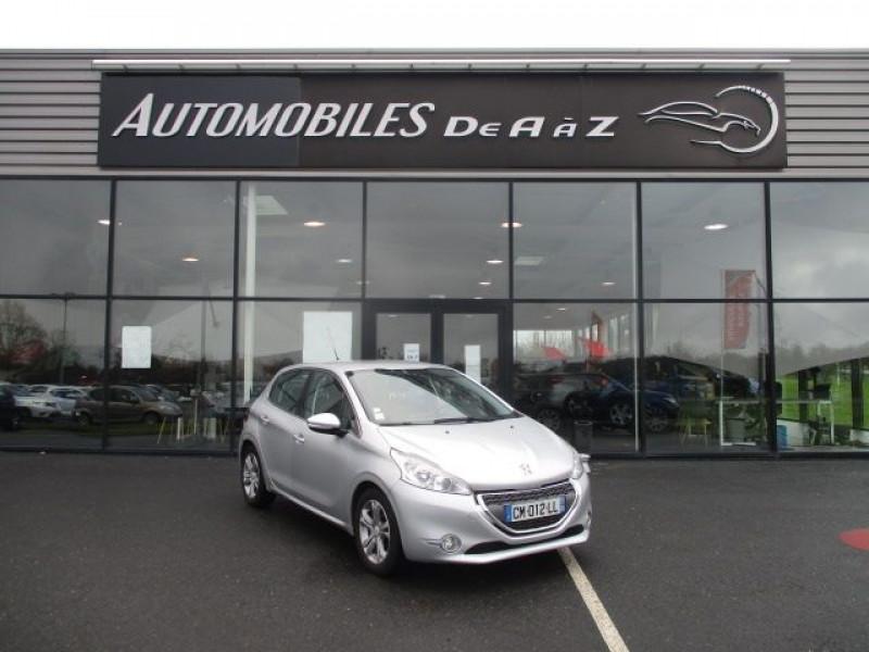 Peugeot 208 1.4 HDI FAP ALLURE 5P Diesel GRIS C Occasion à vendre