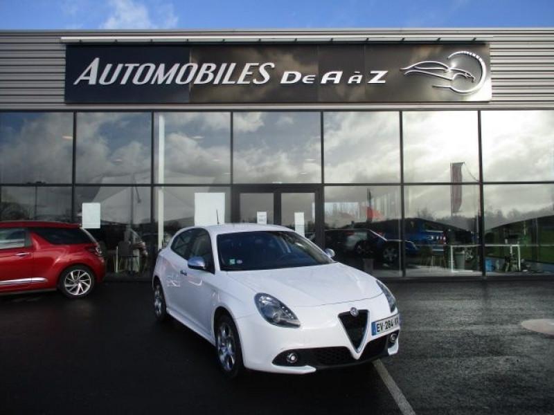 Alfa Romeo GIULIETTA 1.4 TJET 120CH STOP&START Essence BLANC Occasion à vendre