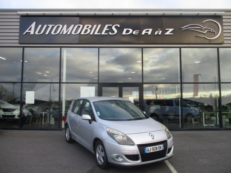 Renault SCENIC III 1.9 DCI 130CH EXPRESSION Diesel GRIS C Occasion à vendre
