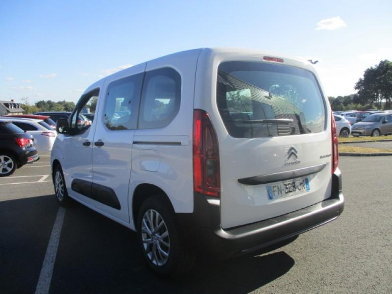 Photo 3 de l'offre de CITROEN BERLINGO M PURETECH 110CH S&S LIVE E6.D à 20990€ chez AUTOMOBILES DE A A Z DOMALAIN