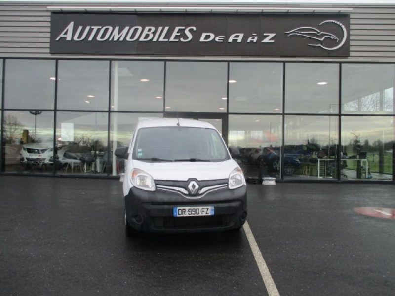 Renault KANGOO II EXPRESS 1.5 DCI 90 EXTRA R-LINK FT Diesel BLANC Occasion à vendre