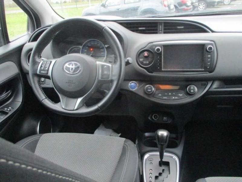 Photo 7 de l'offre de TOYOTA YARIS HSD 100H BUSINESS 5P à 10990€ chez AUTOMOBILES DE A A Z DOMALAIN