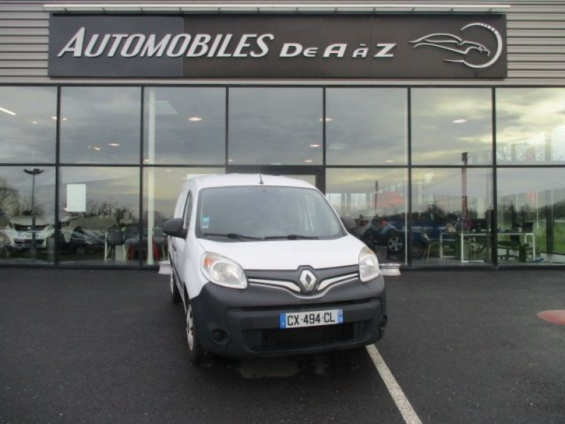 Renault KANGOO II EXPRESS 1.5 DCI 90CH ENERGY GRAND CONFORT Diesel BLANC Occasion à vendre