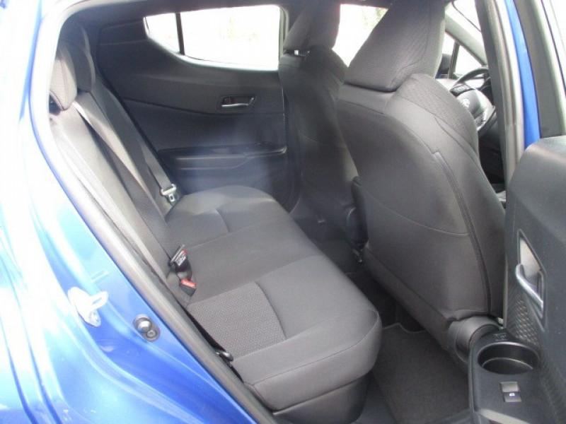 Photo 5 de l'offre de TOYOTA C-HR 122H DYNAMIC BUSINESS 2WD E-CVT à 17990€ chez AUTOMOBILES DE A A Z DOMALAIN