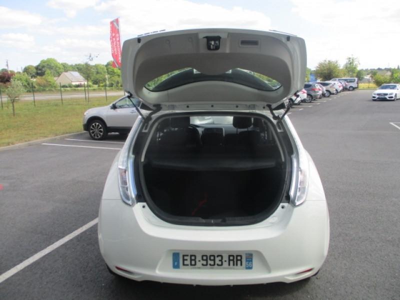 Photo 8 de l'offre de NISSAN LEAF 109CH 24KWH VISIA PACK à 10490€ chez AUTOMOBILES DE A A Z DOMALAIN