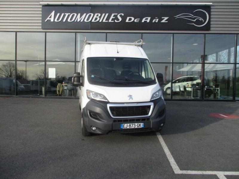 Peugeot BOXER FG 330 L2H2 2.0 BLUEHDI 110 PREMIUM PACK Diesel BLANC Occasion à vendre