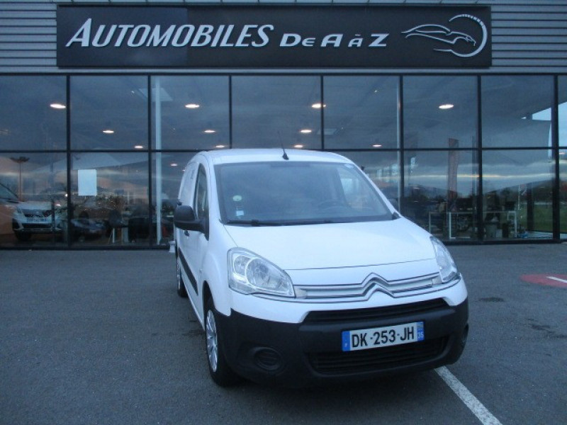 Citroen BERLINGO 20 L1 E-HDI 90 BUSINESS Diesel BLANC Occasion à vendre