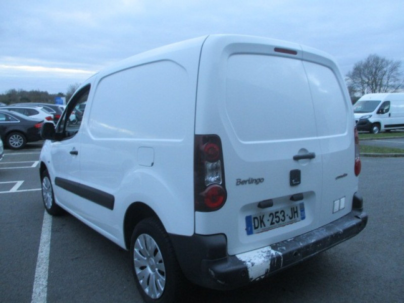 Photo 3 de l'offre de CITROEN BERLINGO 20 L1 E-HDI 90 BUSINESS à 9990€ chez AUTOMOBILES DE A A Z DOMALAIN
