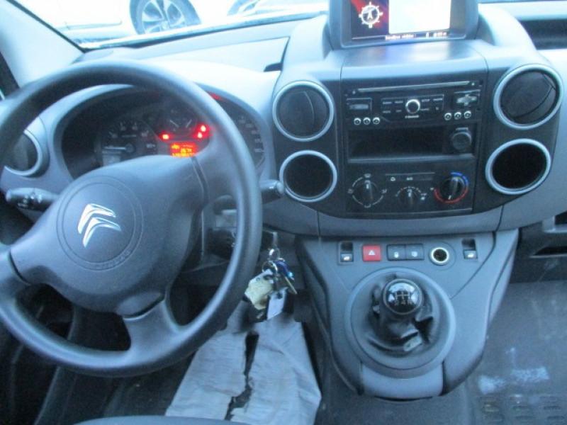 Photo 6 de l'offre de CITROEN BERLINGO 20 L1 E-HDI 90 BUSINESS à 9990€ chez AUTOMOBILES DE A A Z DOMALAIN