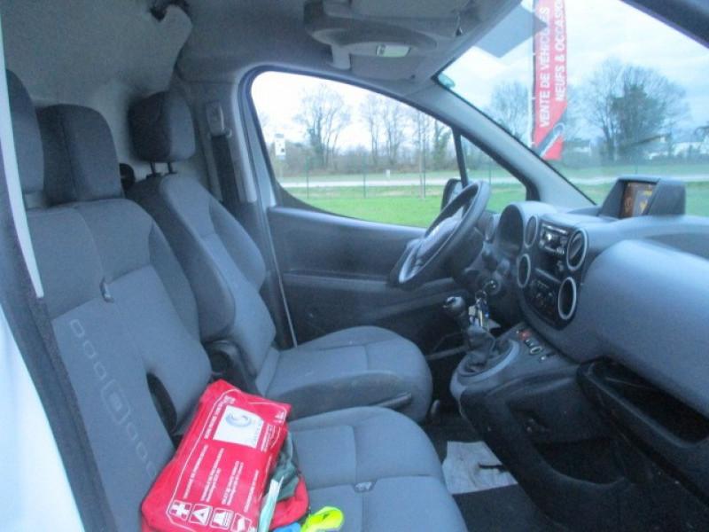 Photo 5 de l'offre de CITROEN BERLINGO 20 L1 E-HDI 90 BUSINESS à 9990€ chez AUTOMOBILES DE A A Z DOMALAIN