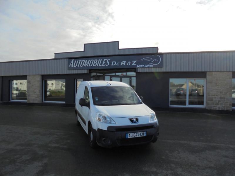 Peugeot PARTNER 120 L1 HDI75 CONFORT Diesel BLANC Occasion à vendre