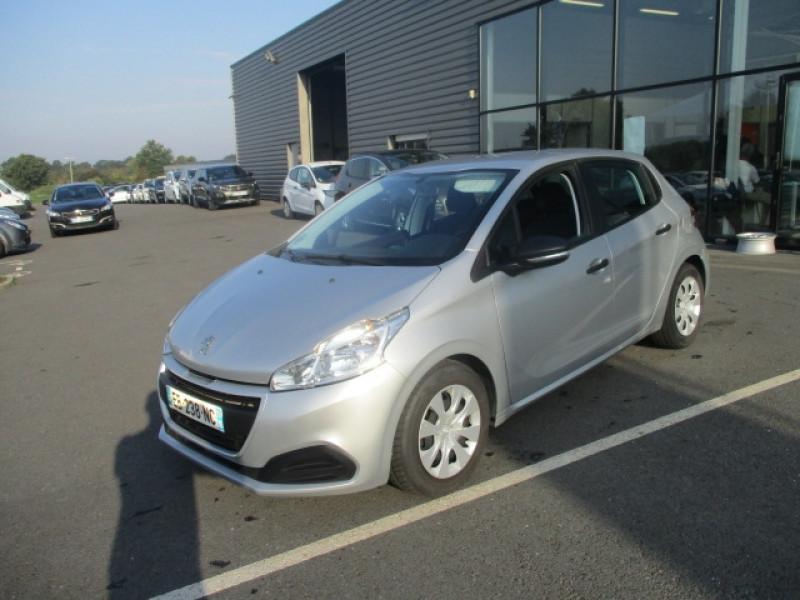 Peugeot 208 1.6 BLUEHDI 75CH ACCESS 5P Diesel GRIS C Occasion à vendre