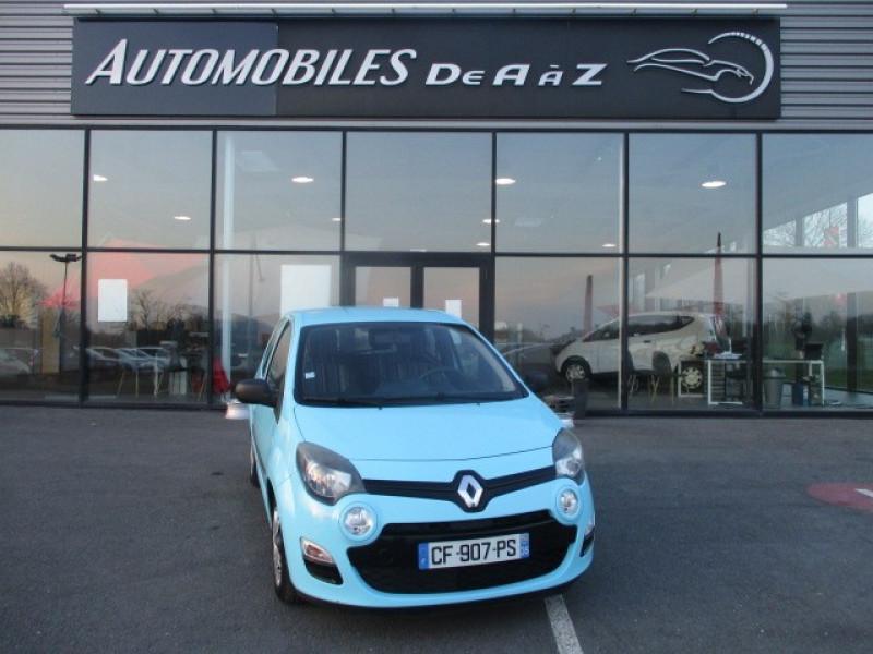 Renault TWINGO II 1.5 DCI 75CH AUTHENTIQUE ECO² Occasion à vendre