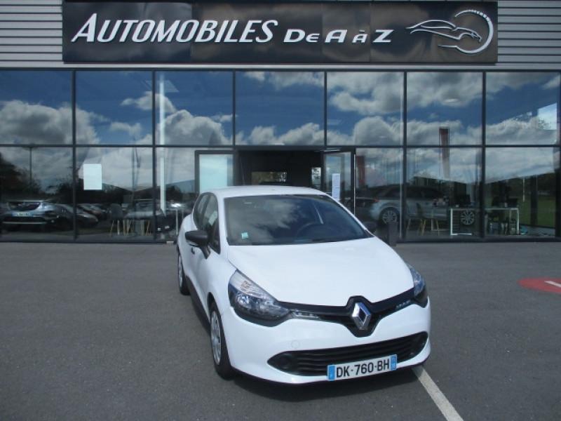 Renault CLIO IV 1.5 DCI 75CH AIR ECO² Diesel BLANC Occasion à vendre
