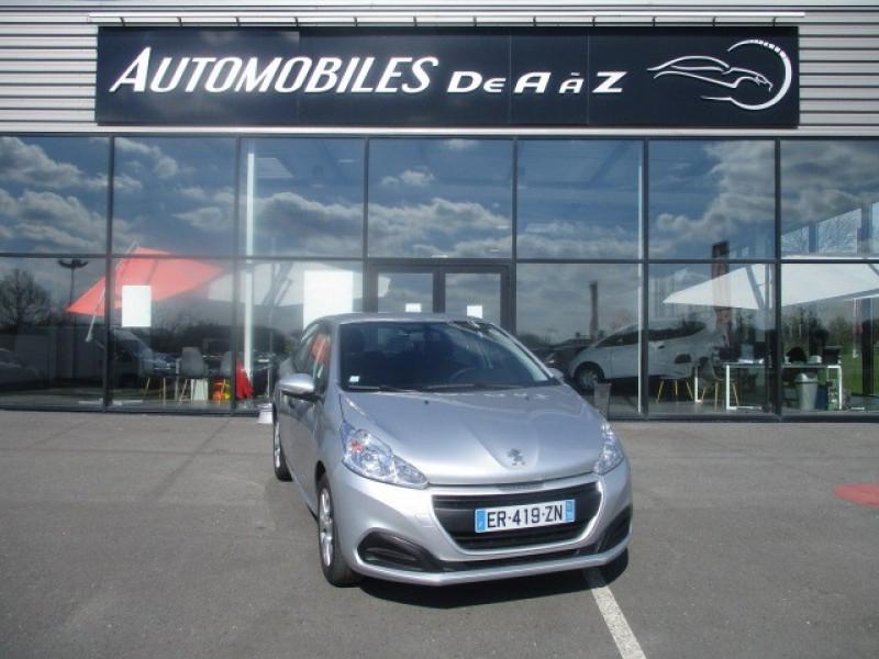 Peugeot 208 1.6 BLUEHDI 100CH ACTIVE 5P Diesel GRIS C Occasion à vendre