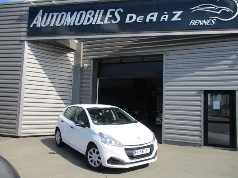 Peugeot 208 1.6 BLUEHDI 75CH ACCESS 5P Diesel BLANC Occasion à vendre